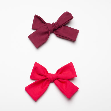 Big Bea Bow Valentines Set