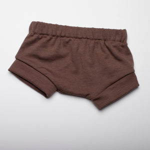 Hazelnut Brown Shorties