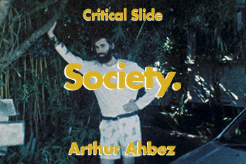 SOCIETY with Arthur Ahbez