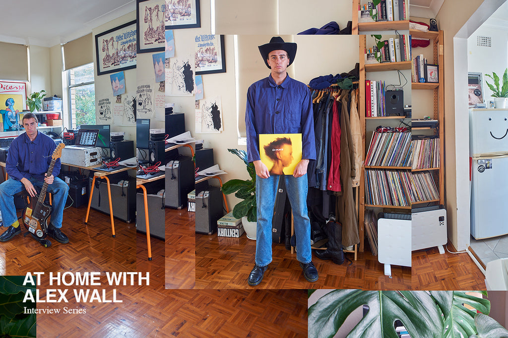 'At Home' with Alex Wall