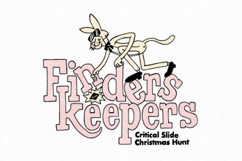 Finders Keepers - Critical Slide Christmas Hunt