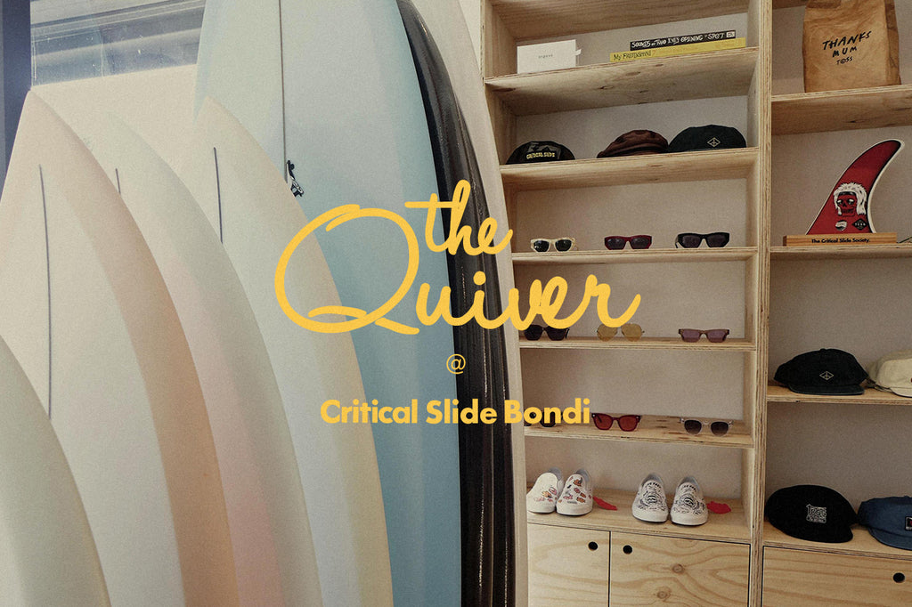 Critical Store ~ The Quiver