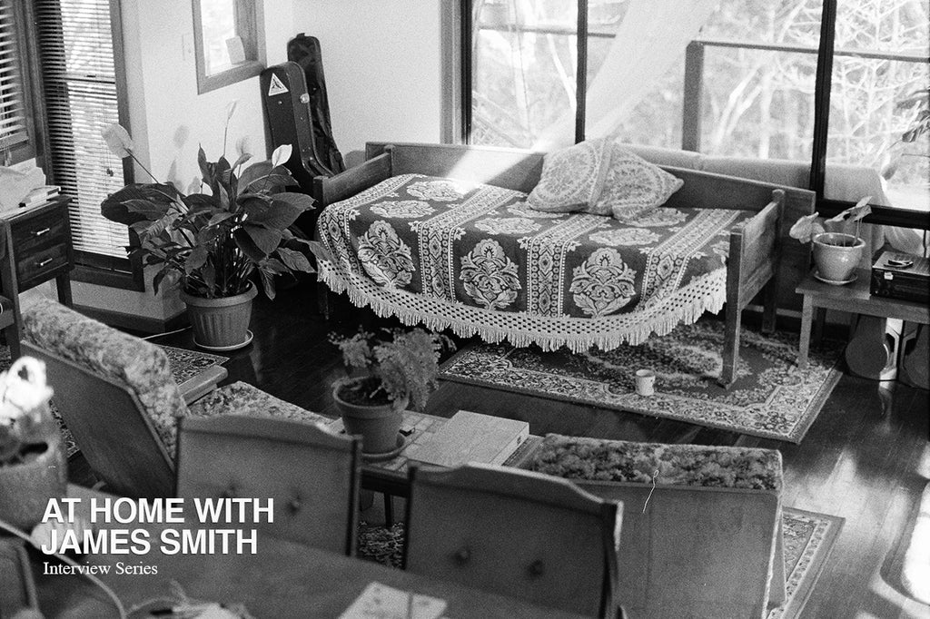 'At Home' with James Smith