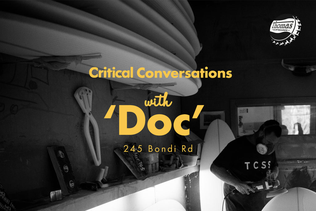 CRITICAL CONVERSATIONS ~ THE DOC