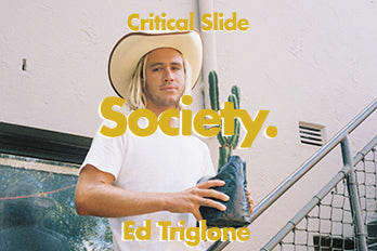 SOCIETY WITH ED TRIGLONE