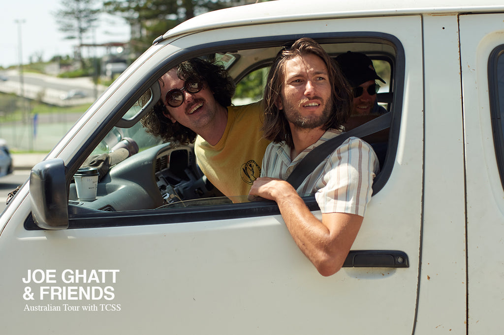 Joe Ghatt & His Friends Aus Tour