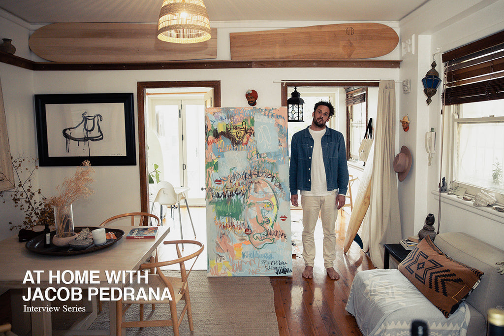 'At Home' with Jacob Pedrana
