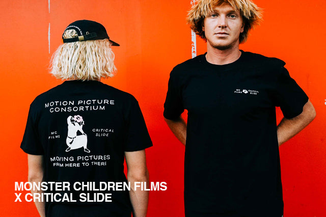 Monster Children Films X Critical Slide Capsule