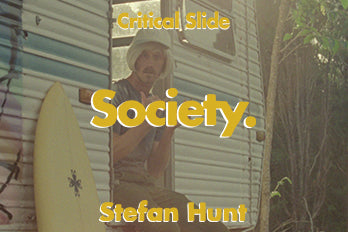 SOCIETY WITH STEFAN HUNT