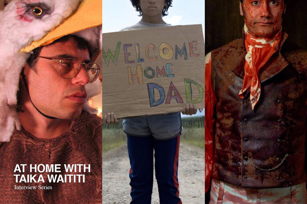 'At Home' with Taika Waititi
