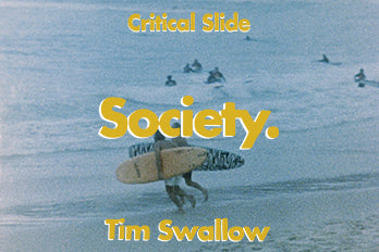 Society with Tim Swallow