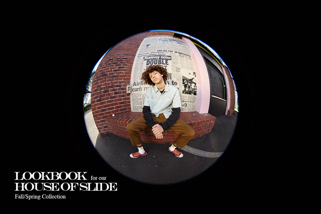 House Of Slide - Lookbook