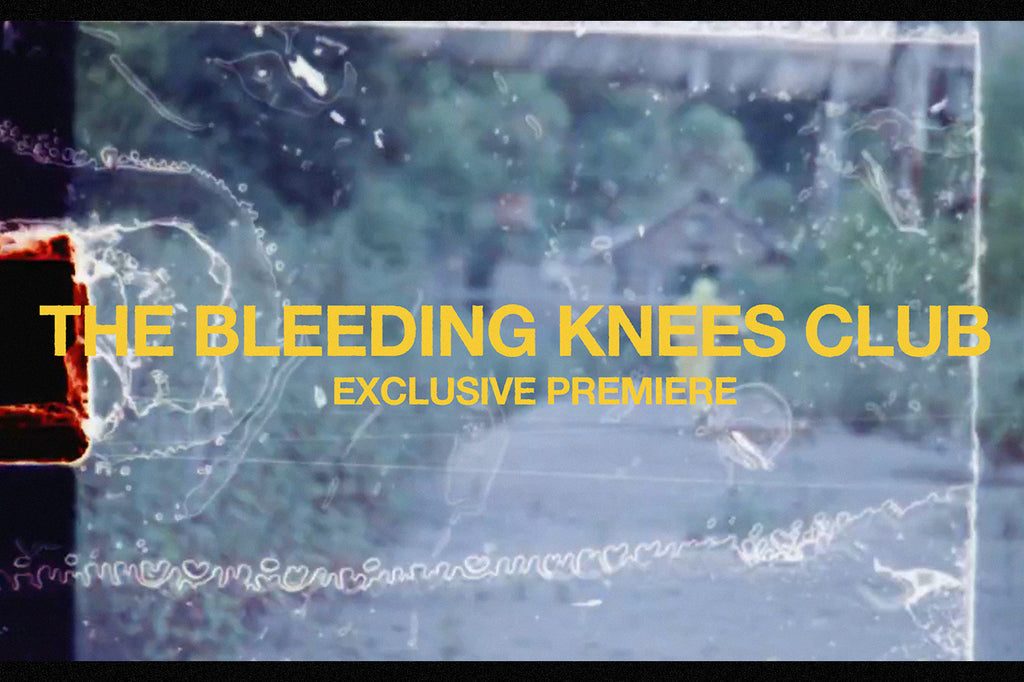Exclusive Premiere ~ The Bleeding Knees Club