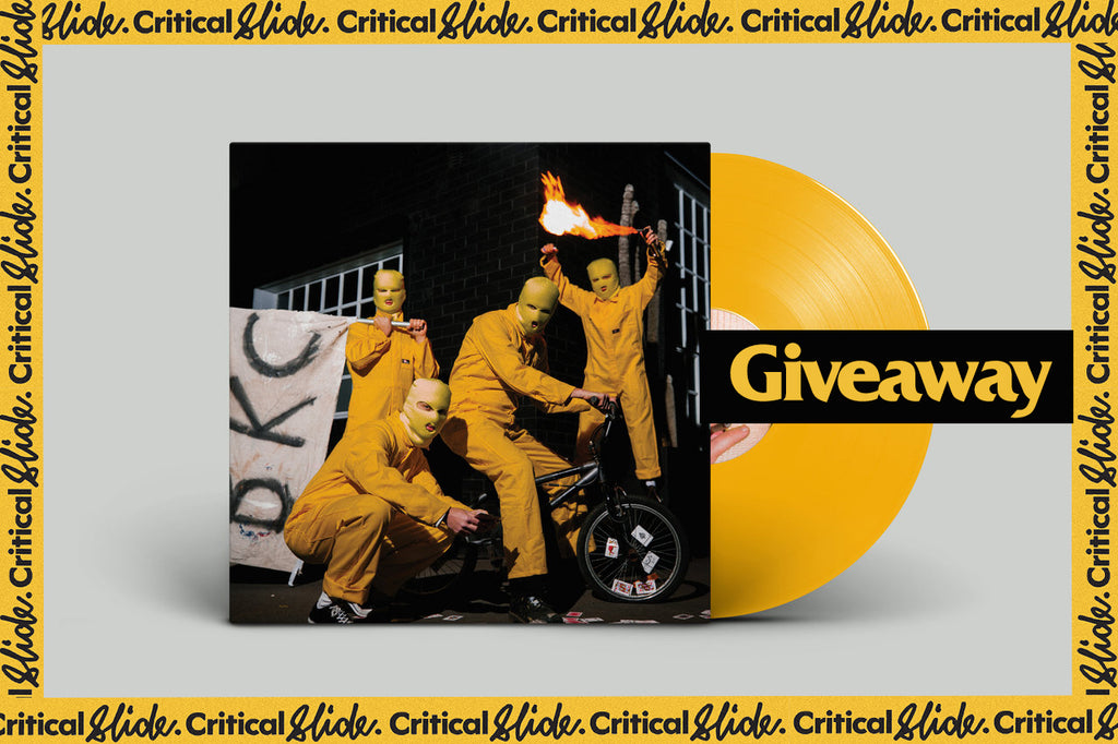 Bleeding Knees Club ~ Critical Slide Giveaway