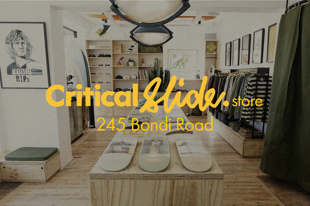 Critical Slide ~ 245 Bondi Road