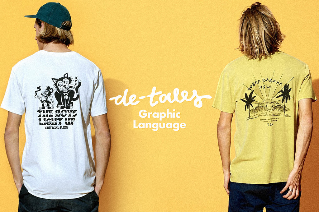 DE-TALES ~ GRAPHIC LANGUAGE