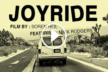 JOYRIDE is LIVE