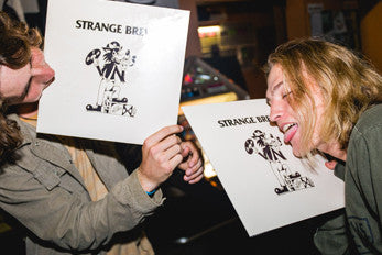 "Strange Brew 12"" Launch"
