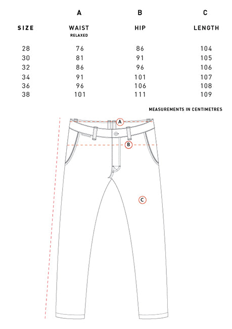 TCSS Perfect Pant