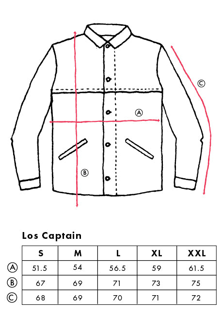 TCSS Los Captain Jacket
