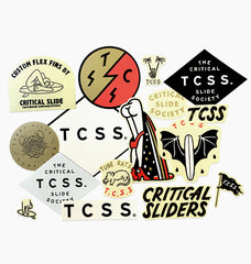 TCSS V4 Sticker Pack