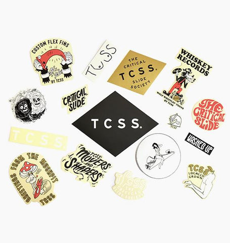 TCSS V5 Sticker Pack