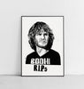 BODHI R.I.Ps PRINT - UNFRAMED