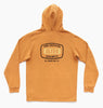 OFF CUTS HOODY - RUST