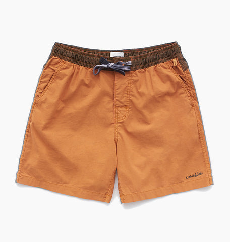 PLAIN JANE TRUNK - DESERT ORANGE