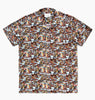 SCHOONER COUTURE SHORT SLEEVE SHIRT - LAGER