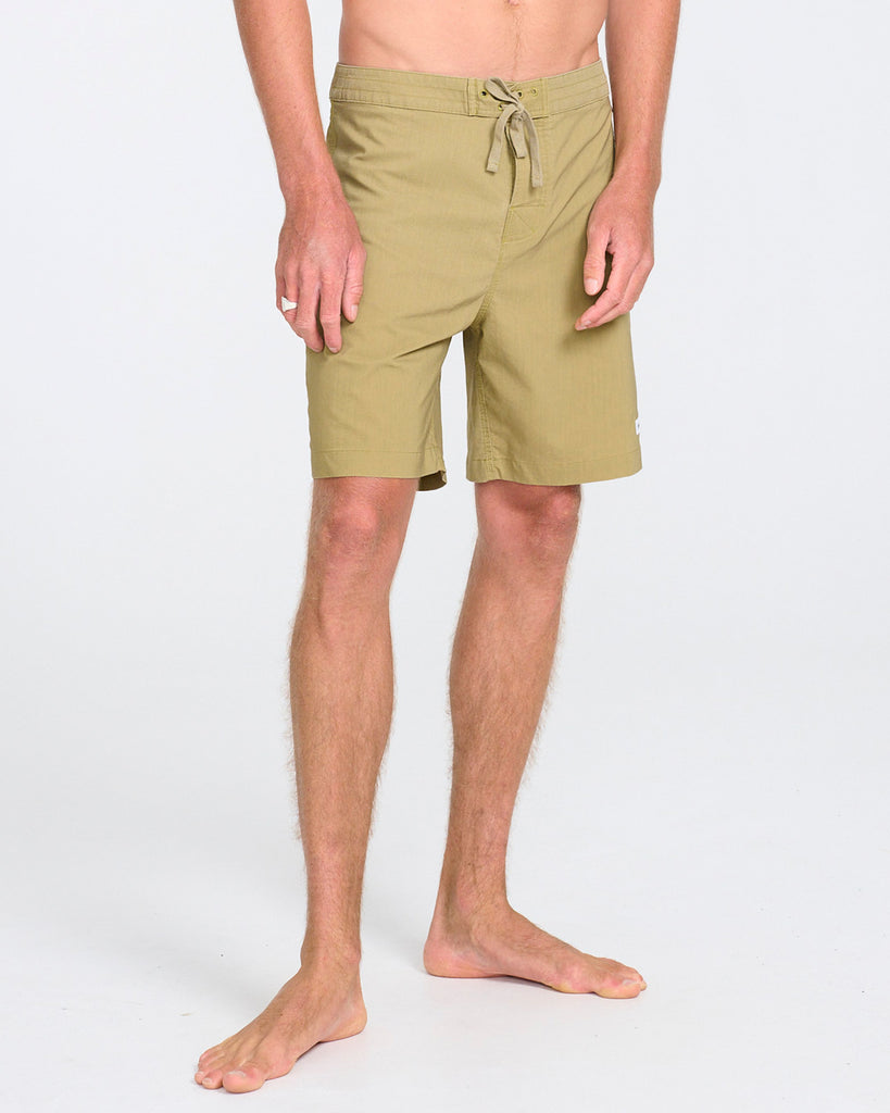 STANDARD TEAM BOARDSHORT-  FATIGUE
