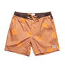 BLOOMED BOARDSHORT - CASHEW