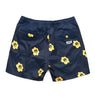 BLOOMED BOARDSHORT - BLUE