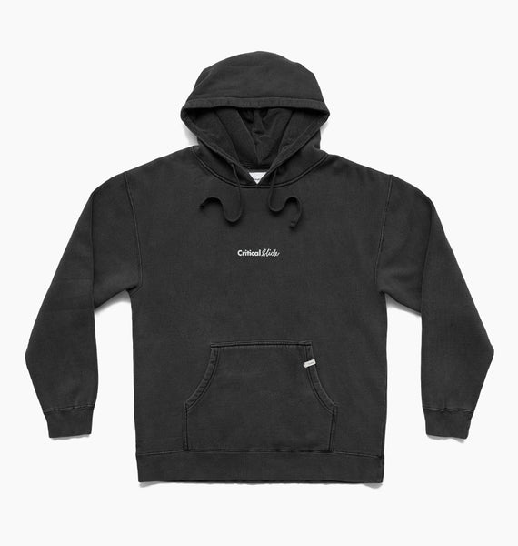 INSTITUTE HOODY - BLACK