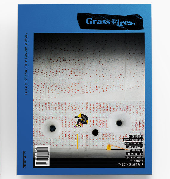 GRASS FIRES ISSUE 2