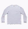 HAVANA LONG SLEEVE TEE - WHITE
