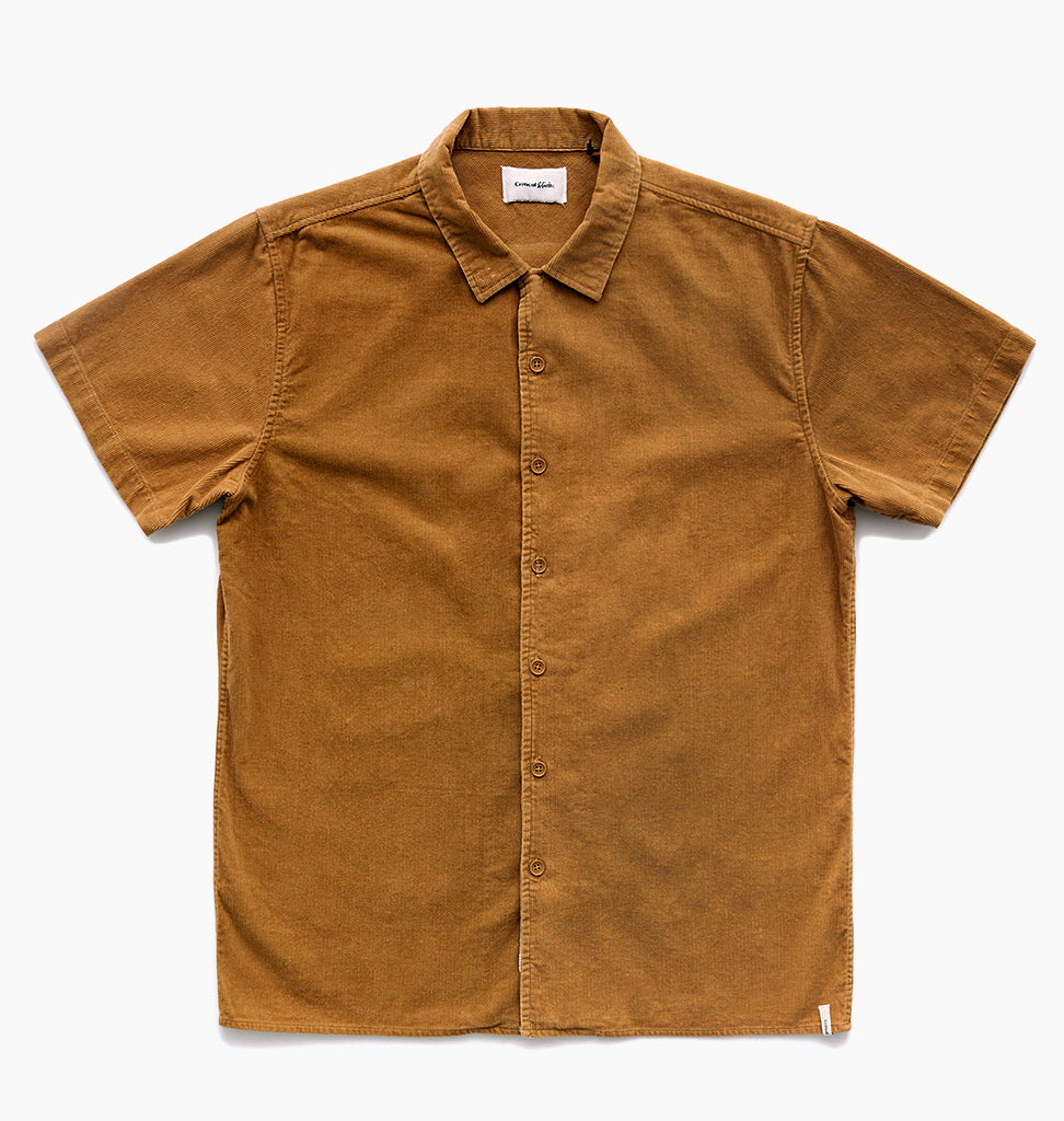 HOLIDAY SS SHIRT - SAND