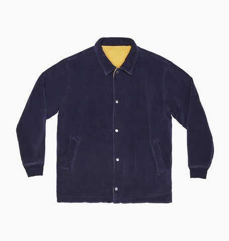 EASY BEATS REVERSIBLE JACKET - DARK DENIM