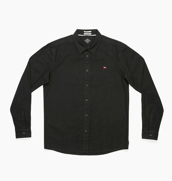 PATRIOT LONGSLEEVE SHIRT - PHANTOM
