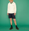 SUMMERLAND HEMP HOODY - OFF WHITE