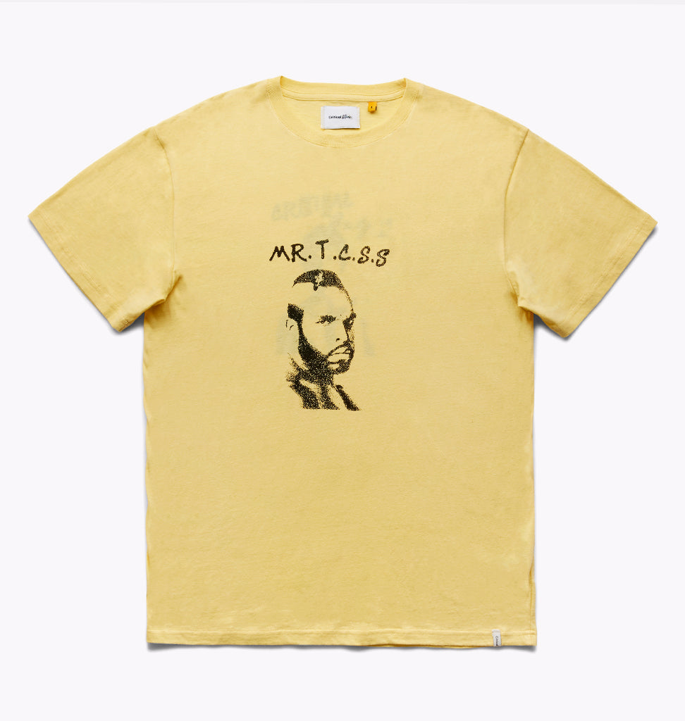 MR TCSS TEE - SUNSHINE