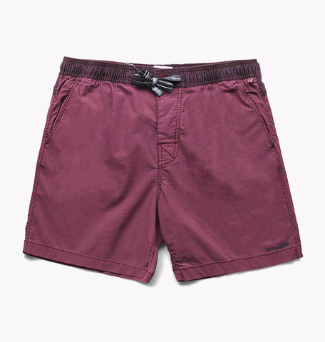 PLAIN JANE BOARDSHORT - VINO