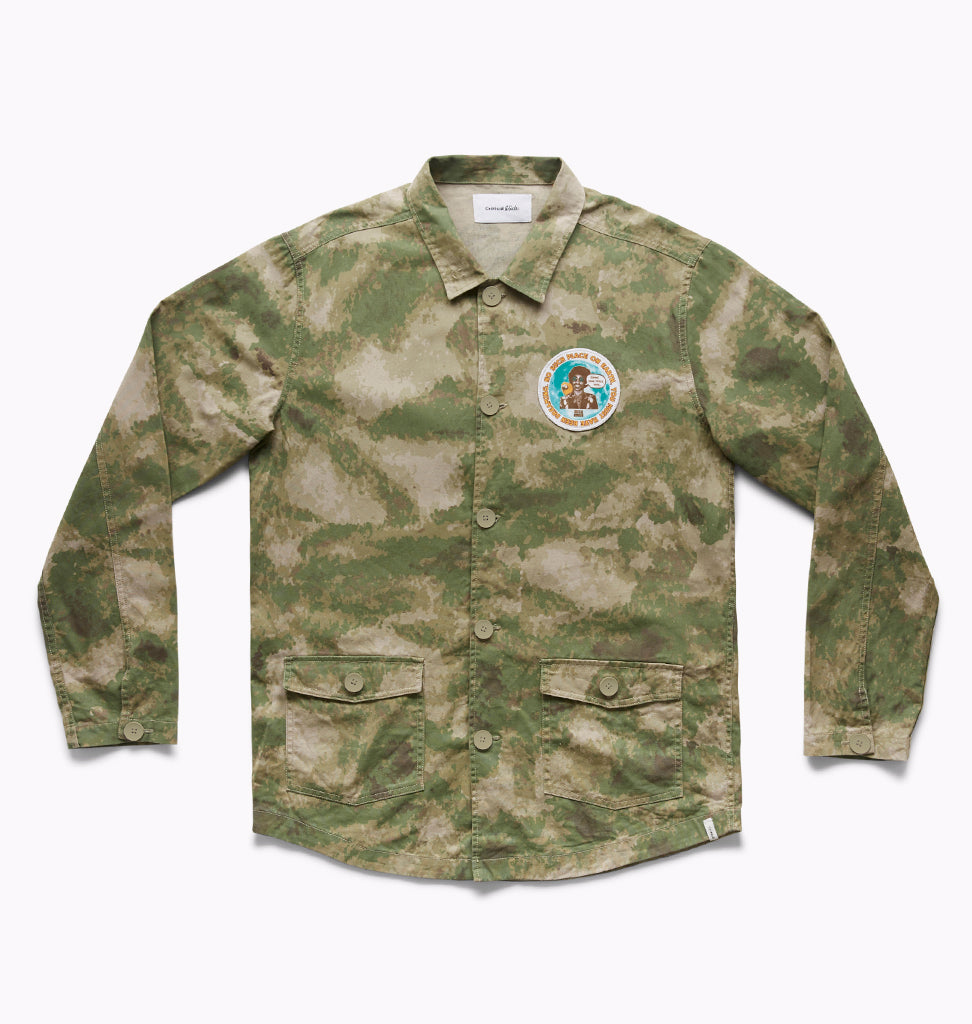 RECLUSE LONG SLEEVE - CAMO