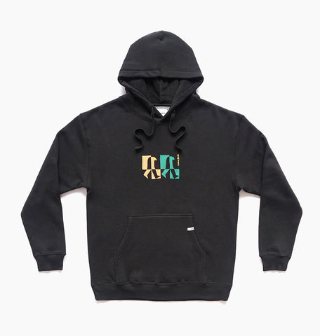 ABBY HOODY - BLACK
