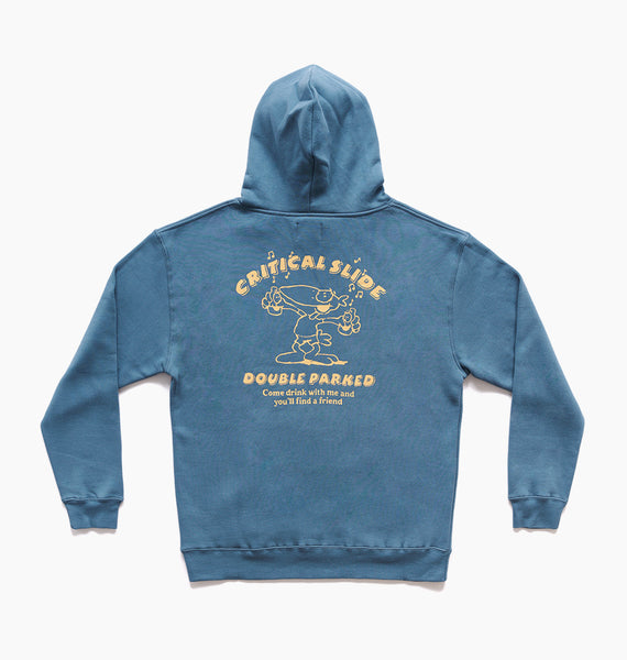 PARKED HOODY - AMAZON