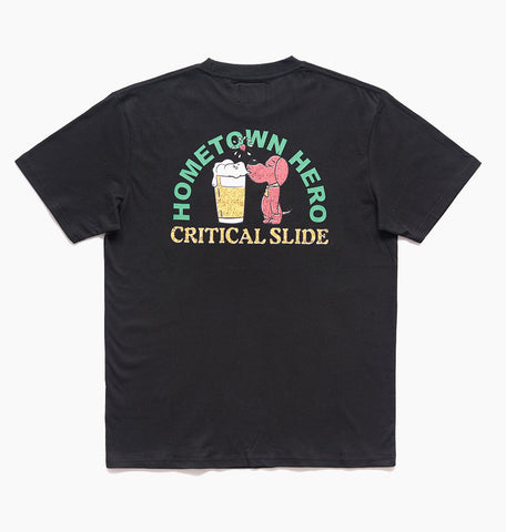 HOMETOWN TEE - BLACK