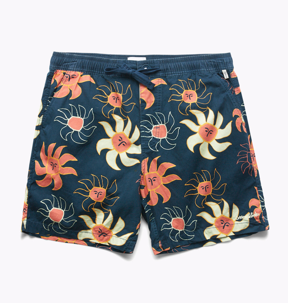 SULTANS OF SUN BOARDSHORT - NAVY
