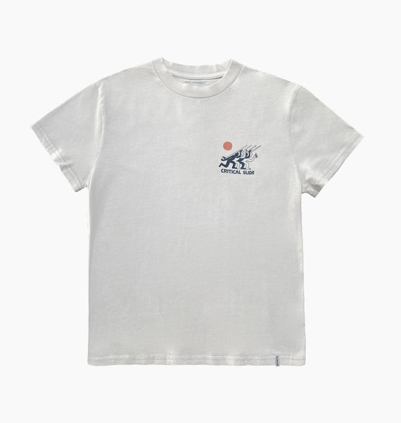 SUN SALUTE TEE - OFF WHITE - WOMEN'S FIT