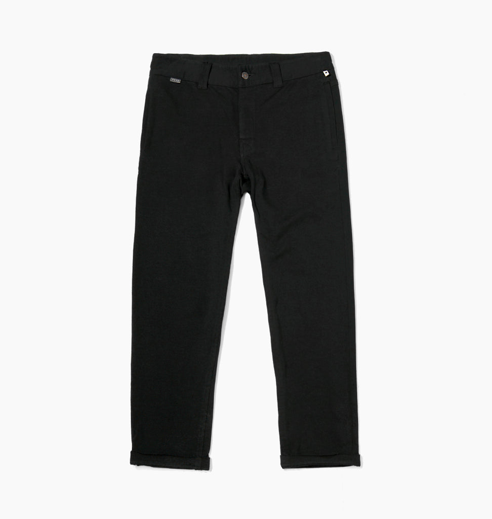 SLACKERS TRACK SUIT PANT - BLACK
