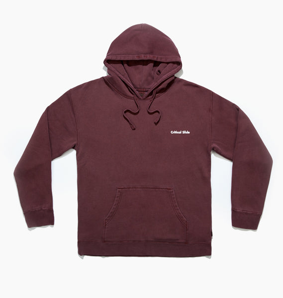 COMMUNE II POP HOODY - DIRTY PORT